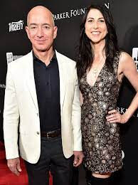 Jeff Bezos' Ex-Wife MacKenzie Scott Has ...