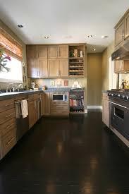 dark kitchen floors elegant very dark brown hardwood floors