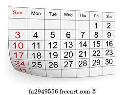 2010 Calendar January Free Art Print Of Calendar January 2010 Calendar January 2010 With