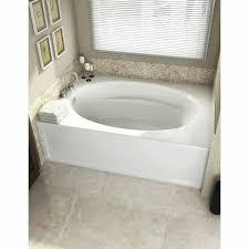 42 x 60 bathtub x signature soaking bathtub with right drain tiling and skirt 42 x 60 bathtub