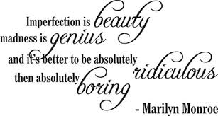 Beauty In Imperfection Quotes Best Of 24 Marilyn Monroe Quotes About Beauty