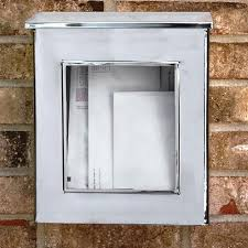 vertical wall mount mailbox. Image Of: Vertical-wall-mount-mailbox Vertical Wall Mount Mailbox