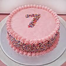 Simple Birthday Cakes