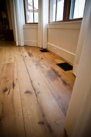 reclaimed salvaged antique repurposed wide plank white oak flooring in maine