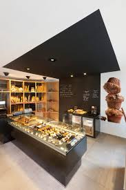 Architecture Inviting Bakery Interior Design With Unique Ideas