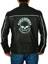 willie g reflective skull motorcycles jacket