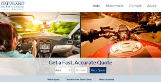 Dairyland Auto Quote Enchanting Dairyland Motorcycle Insurance Quote Waittingco