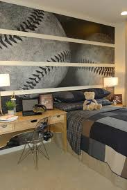 baseball bedroom wallpaper photo - 5