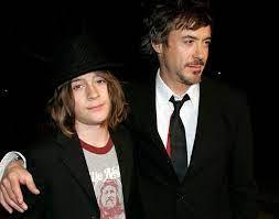 Indio Downey, Robert Downey Jr., Robert ...