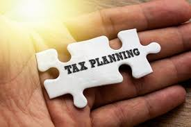 Tax Planning At Year-End Generates The Most Savings