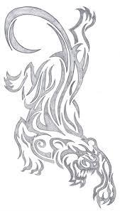 Tribal Tiger By Fallensamurai22 полинезийские татуировки