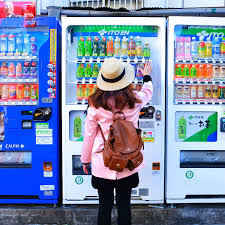 Japanese Vending Machine Dress Inspiration 48 Reasons Why There Are So Many Vending Machines In Japan LIVE