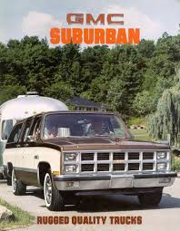 Car Brochures - 1981 Chevrolet and GMC Truck Brochures / 1981 GMC ...