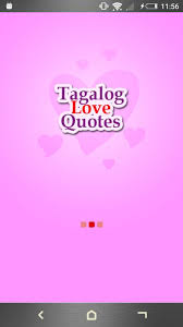 Free App Tagalog Quotes Sms