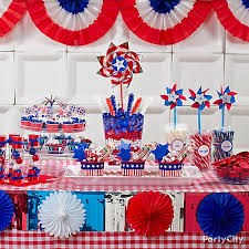 FOURTH OF JULY PARTY IDEAS & INSPIRATIONS