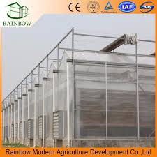 8mm cellular twin wall polycarbonate sheet greenhouse for