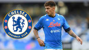 Here's Why Chelsea Want To Sign Giovanni Di Lorenzo 2021 HD - YouTube
