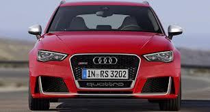 Audi RS3 Sportback 8V laptimes, specs, performance data ...