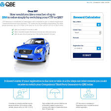 qbe comprehensive car insurance auto cars