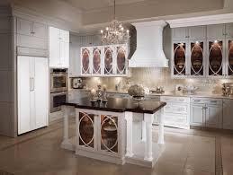kraftmaid marquette maple kitchen in dove white