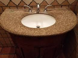granite bars dark granite bathroom sink with cabinet in louisville ky
