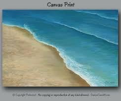 coastal beach wall art
