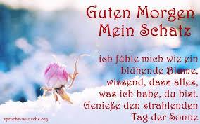 Guten Morgen Mein Schatz Sprüche Text Sms Bilder 2019