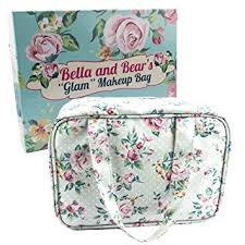 travel makeup bag by bella and bear the glam make up bag