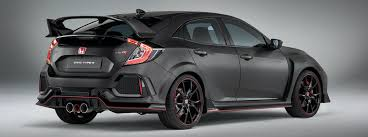 honda civic 2018 black. delighful honda 2018 honda civic type r black clean image throughout honda civic black a