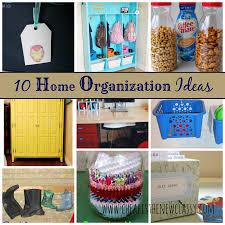 Diy Organization 10 Diy Home Organization Ideas To De Clutter Your Life