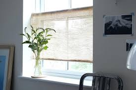 diy roller shades light coverage with softened natural light filtering through diy roller blind valance