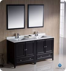 60 inch vanity with double sink. 60\ 60 inch vanity with double sink