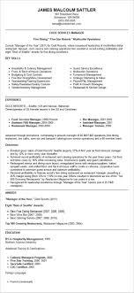 Restaurant Resume Template UBS planned parenthood seek junior speechwriting help Vital 47