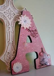 wood letters decorative best wooden letter ideas images on decorated inside decor designs 8