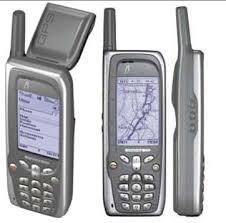 Benefon ESC - Первый телефон с GPS