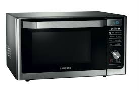 samsung oven. the 32-litre machine is a microwave oven that defrosts, bakes, grills and more. it has so many functions my manual was in tatters after two cooking samsung o