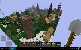 mcpe map rsstown minecraft project