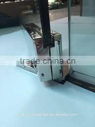high quality good casting iron floor spring floor hinges for doors glass door