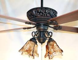 antique bronze ceiling fan new orb oil rubbed with 4 light harbor breeze kit o