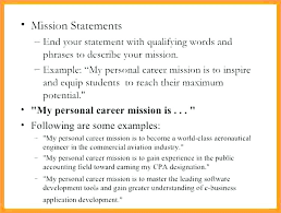 Fresh Bold Design Ideas Resume Personal Statement Examples 6 Cv