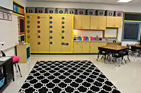 what size rug do i need for my classroom area designs
