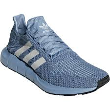 Adidas Swift Run Light Blue Shoes Adidas Mens Swift Running Shoes Running Shoes Shop