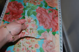 floral decoupage furniture. Floral Decoupage Furniture. Furniture: It Is Easy To Make A Patch Fix Mistake Furniture