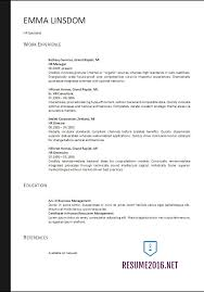 Resume Template 2017 Impressive Effective Resume Templates 60 Resume Format 60 60 Free Word