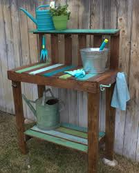 Potting Benches Make A Garden Potting Bench Hgtv