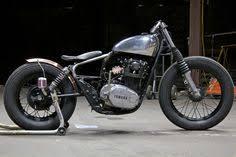 xs650 brat kit by monster craftsman bobbers brats cafe racers