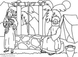 Small Picture Woman At The Well Coloring Page Crafting The Word Of God