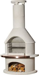 buschbeck rondo masonry barbecue fireplace