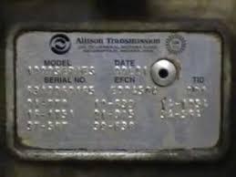 allison transmission lct 1000 teardown inspecton youtube Allison 1000 Wiring Diagram Allison 1000 Wiring Diagram #96 allison 1000 transmission wiring diagram