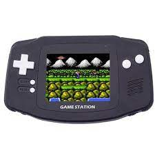 Gameboy máy chơi game Station N1 Pro tích hợp 400 game in 1